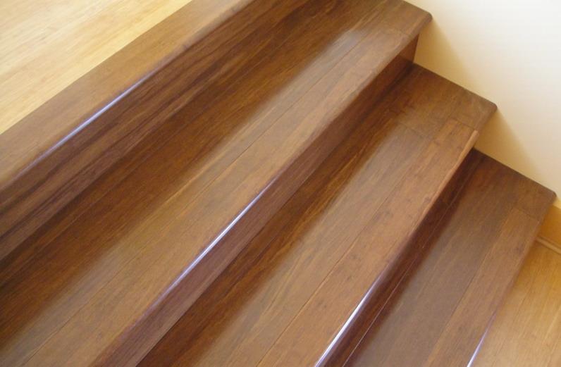 Bamboo Flooring Stair Bullnose Kingswell Flooring