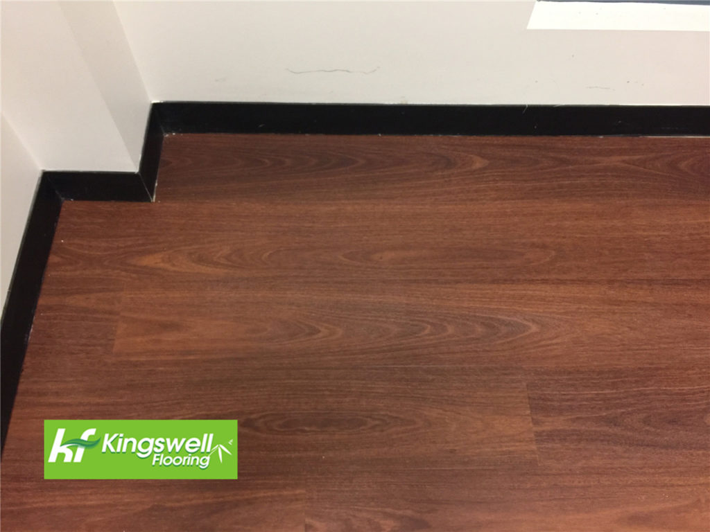 Dunlop 5mm Loose Lay Vinyl Plank Australian Timber Jarrah Colour Kingswell Flooring