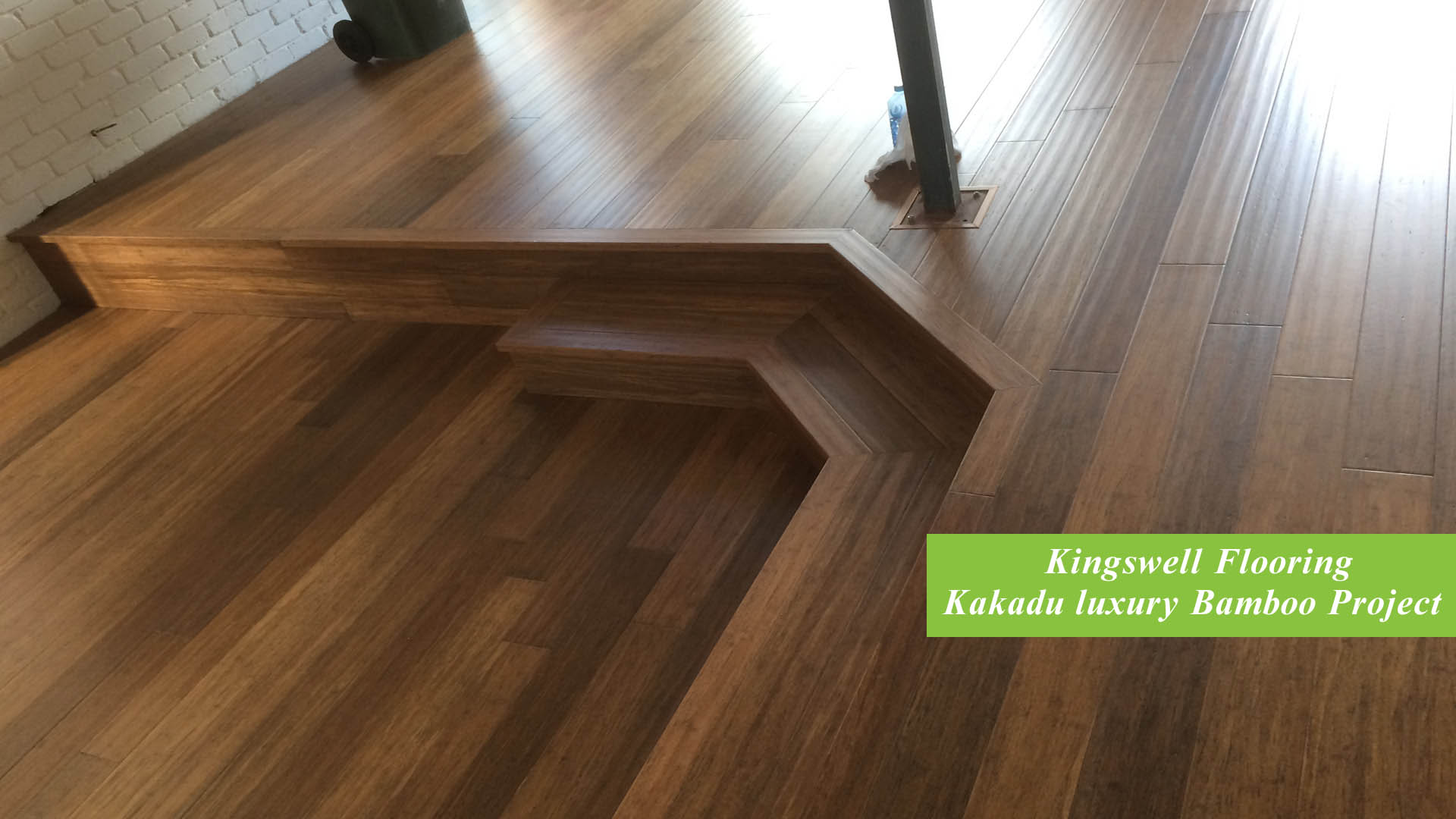 Kingswell Flooring - Bamboo Kakadu Colour Melbourne