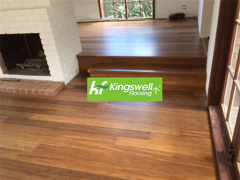 Bamboo Flooring Melbourne Kingswell Kakadu Colour
